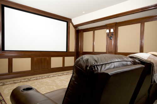 Furniture Setting Guide for Your Home Theater